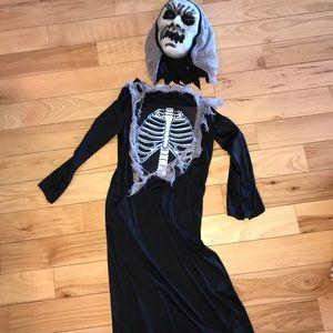 Other - Light up grim reaper costume size medium